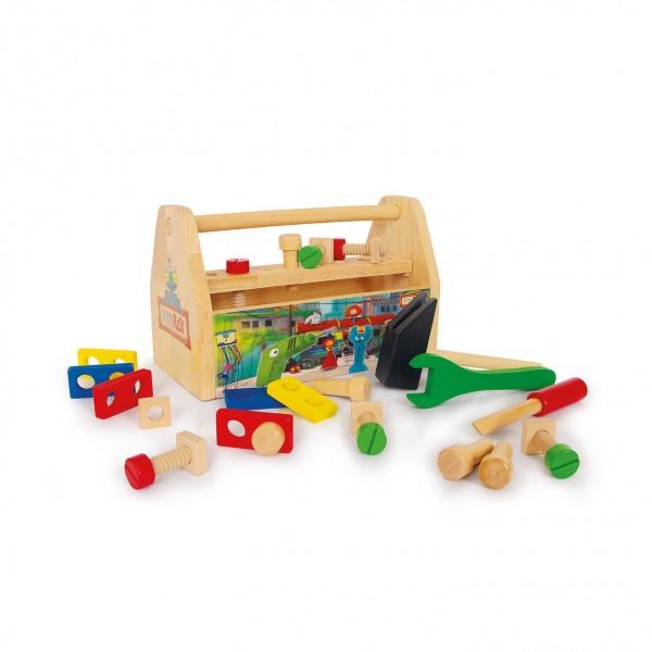 Kit piccolo artigiano for Piccolo bungalow artigiano