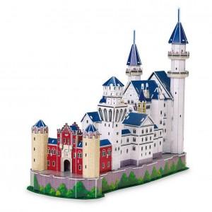 Puzzle 3D Castello Neuschwanstein