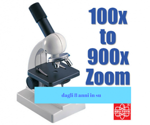 Microscopio dell'esploratore