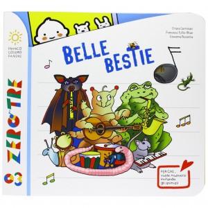 Belle Bestie - Libri Zerotre Panini