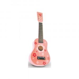 chitarra rosa