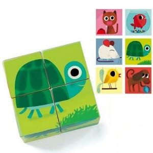 mini puzzle Scouic & co.