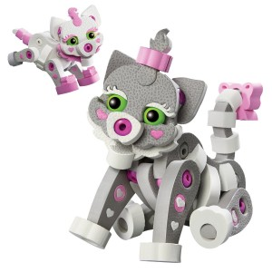 Bloco Toys: Gatto e gattino