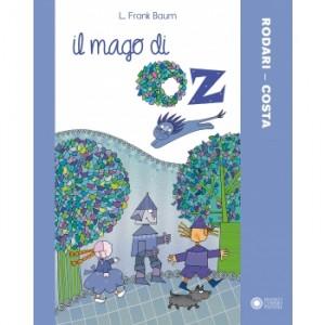 Il Mago di Oz - Copertina - Libri per bambini