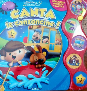 canta le canzoncine