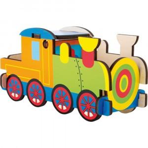 Locomotiva puzzle