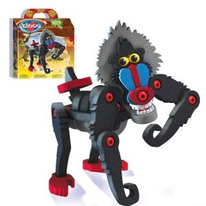Bloco Toys - Mandrillo