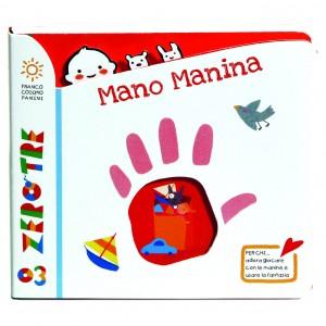 Mano manina - Libri Zerotre Panini