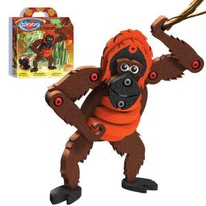 Bloco Toys - Orangutang