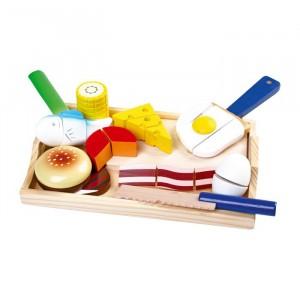 Piccola spesa - Articoli per bambini in legno