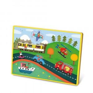 puzzle trasporti sooro