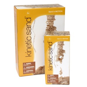 Sabbia Cinetica - Kinetic Sand