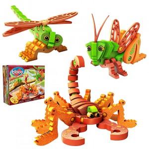 Scorpioni ed insetti - Bloco Toys