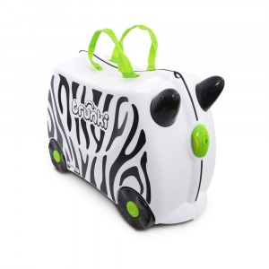 Valigia Trunki Zebra