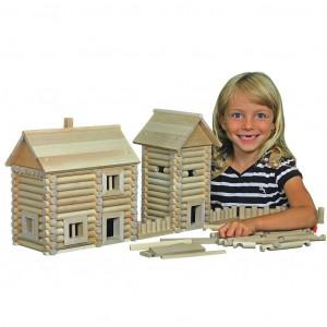 I Vario - Gioco di costruzioni in legno