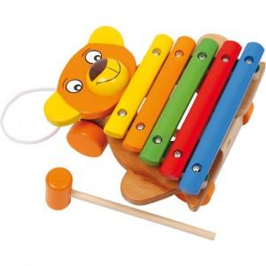 xilofono orso