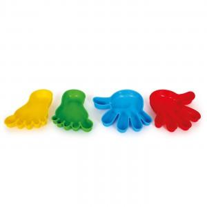 Formine mani e piedi