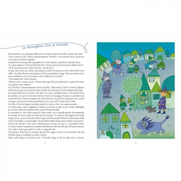 Il Mago di Oz - Pagina interna - Libri per bambini