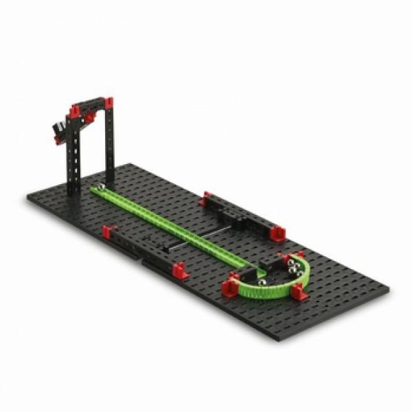 Dynamic L - Gioca con la fisica sulla pista delle biglie