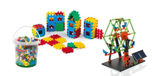 Giocattoli creativi per stimolare lo sviluppo psicofisico
